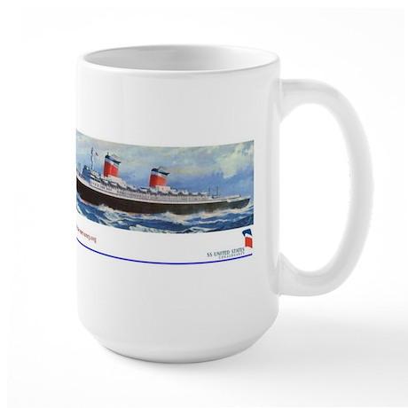 SS United States Conservancy Skinner Mug