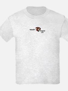 wannabe...doggone cool T-Shirt