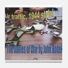 Cute John force Tile Coaster