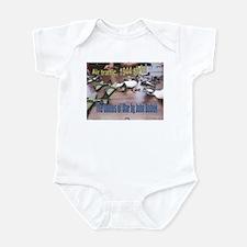 Cute John force Infant Bodysuit