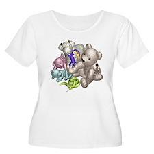 Beige Bear and Friends T-Shirt