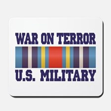 War On Terror Service Ribbon Mousepad
