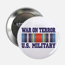 "War On Terror Service Ribbon 2.25"" Button"