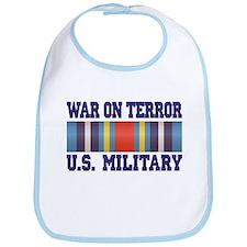 War On Terror Service Ribbon Bib