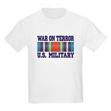 War On Terror Service Ribbon T-Shirt