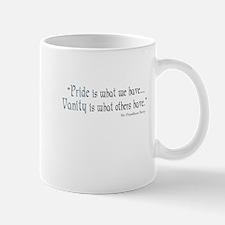 Fitzwilliam Darcy Pride Mug