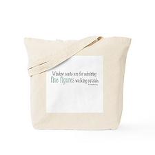 Fitzwilliam Darcy Fine Figure Tote Bag