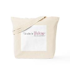 Elizabeth Walking Tote Bag