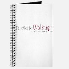 Elizabeth Walking Journal