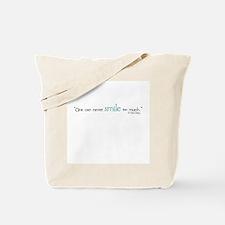 Charles Bingley Smile Tote Bag