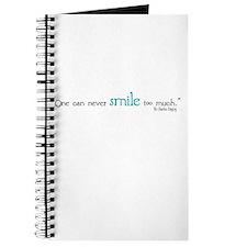 Charles Bingley Smile Journal