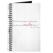 Caroline Bingley Nails Journal
