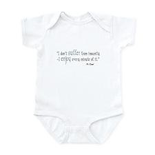 Mr. Bennet Insanity2 Infant Bodysuit