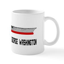 USS Washington CVN-73 Mug