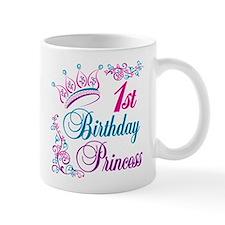 1st Birthday Princess Mug
