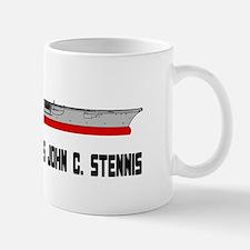 USS Stennis CVN-74 Mug