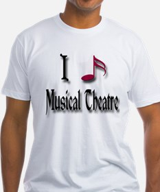 Love Musical Theatre Shirt