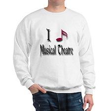 Love Musical Theatre Sweatshirt