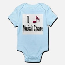 Love Musical Theatre Infant Bodysuit