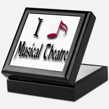 Love Musical Theatre Keepsake Box