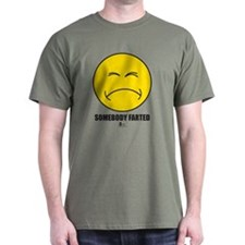 Somebody Farted T-Shirt
