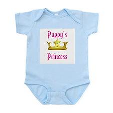 Pappy's Princess Infant Bodysuit