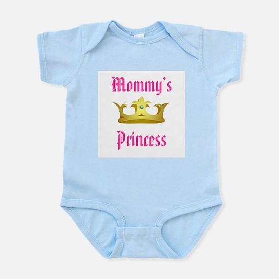 Mommy's Princess Infant Bodysuit