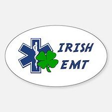 Irish EMT Decal