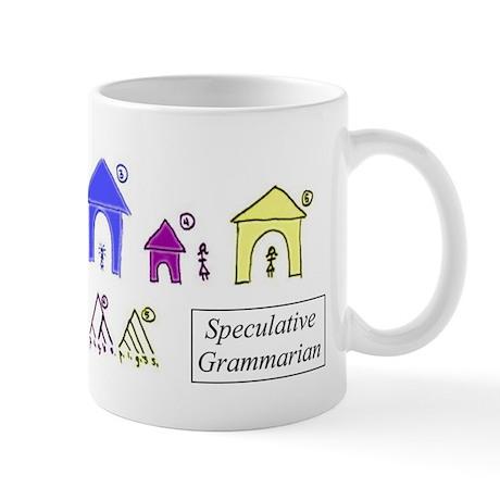 SpecGram NLP Pretty Girls Mug