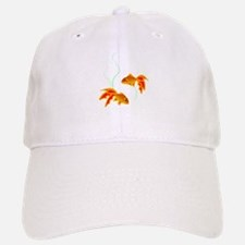 Chinese Koi Goldfish Baseball Baseball Cap
