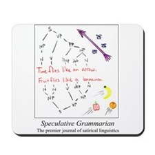 SpecGram NLP ..Flies Like.. Mousepad