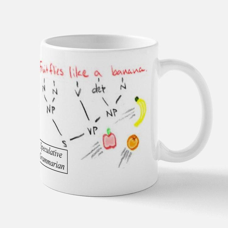 SpecGram NLP ..Flies Like.. Mug