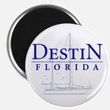 Destin Sailboat - Magnet