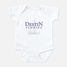 Destin Sailboat - Infant Bodysuit