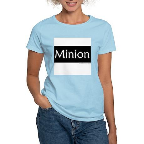 Minion Women's Pink T-Shirt