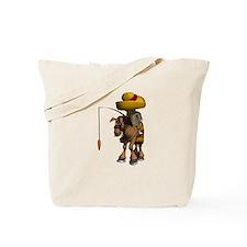 Donkey Travel Tote Bag