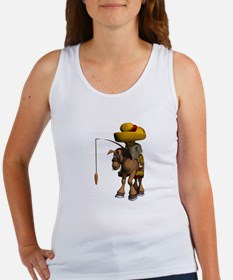 Donkey Travel Women's Tank Top