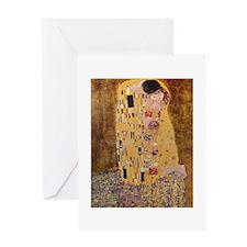 Gustave Klimt Greeting Card