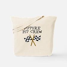 Future Pit Crew Tote Bag