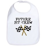 Drag racing Cotton Bibs