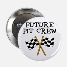 "Future Pit Crew 2.25"" Button (10 pack)"