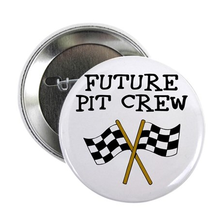 """Future Pit Crew 2.25"""" Button (100 pack)"""