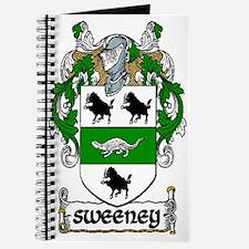 Sweeney Coat of Arms Journal