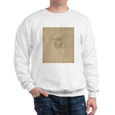 """Angel for the """"Madonna of the Sweatshirt"""