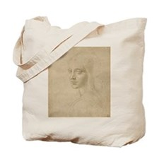 """Angel for the """"Madonna of the Tote Bag"""