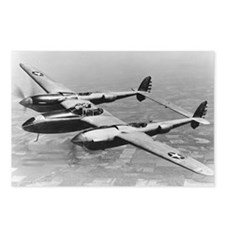 P-38 Lightning Postcards (Package of 8)