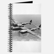 P-38 Lightning Journal