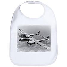 P-38 Lightning Bib