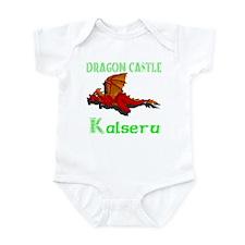 Dragon Castle Infant Bodysuit