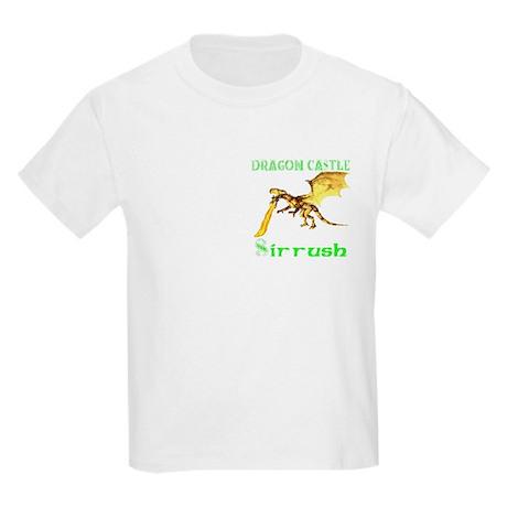 Dragon Castle Kids Light T-Shirt